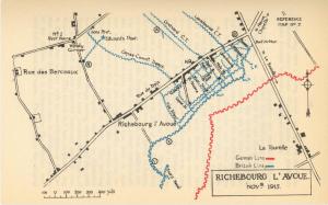 Map Nov 1915